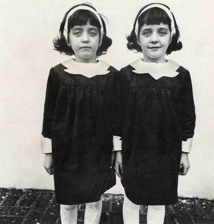 Identical Twins, Roselle, N.J. 1967