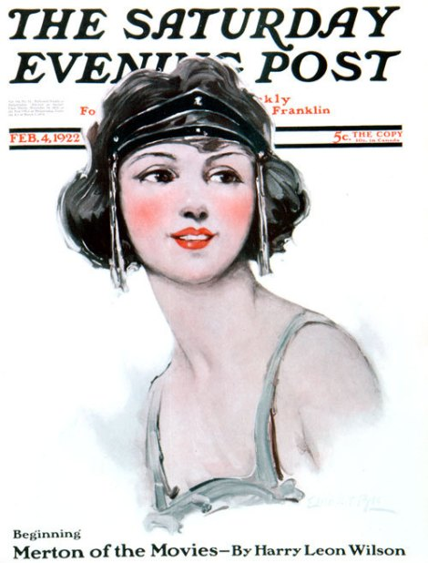 The Flapper - The Saturday Evening Post